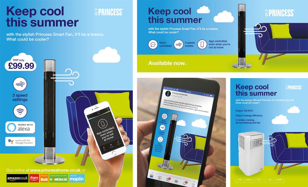 Smartwares marketing spread